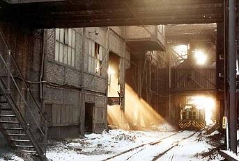 'abandoned places', by henk van rensbergen