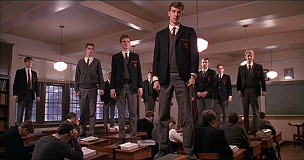 movie still: dead poets society