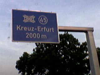 kreuz-erfurt 2000 m