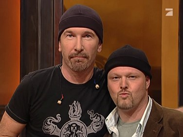 the edge + stefan raab