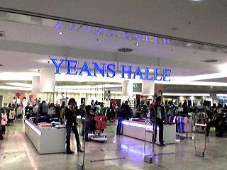 yeans-halle